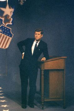 """~~~ """"The very word 'secrecy' is repugnant in a free and open society; - and we are as a people inherently and historically opposed to secret societies, to secret oaths, and to secret proceedings."""" ~~~ John F. Kennedy"""