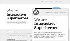 #creative #Examples #Images #Inspiration #layouts #Media #responsive #webdesign #width #developers #mobile