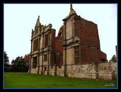 Morton Corbet Castle ruins Shropshire England - another beautiful place to wander around.  Did just that Aug 2013
