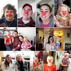 Love this idea for a circus party!