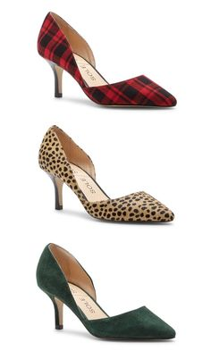 The best fall heels for the office and beyond!