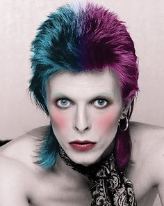 David Bowie forever.