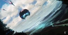 Dark Planet Saga - Child by MLeth on DeviantArt