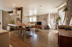 Warm Industrial Style Meets Vintage in an Arizona Condo