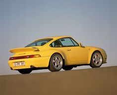 Porsche 993.  Yes this one happens to be an RS,  but in general a 993 should be on every Porsche lover's bucket list