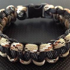 Bracelet paracorde / bracelet de survie sur mesure