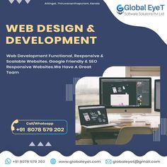 Responsive Design = Mobile-Friendly Website. Wherever Your Audience Is, They'll Find You. Primitive's Team Is All You Need To Build A Custom Website That Gets Results. Let's Talk. Contact us today for a free consultation. Contact US:+91 8078 579 202