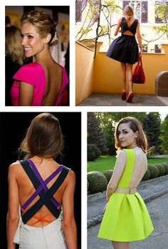 ♥ backless