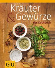 Kochbuch von Bodensteiner, Hess, Matthaei: Kräuter & Gewürze