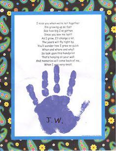 Poem for Grandparents Day