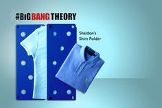 quick and easy shirt folder