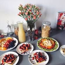 Image result for breakfast in bed tumblr