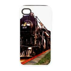 Theres a Train a comin... iPhone 4/4S Tough Case> Cases, Sleeves and Covers ... Oh My!> Flawn Ocho