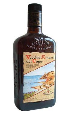 VECCHIO AMARO DEL CAPO CAFFO ML. 700 http://www.decariashop.it/home/17908-vecchio-amaro-del-capo-caffo-ml-700.html