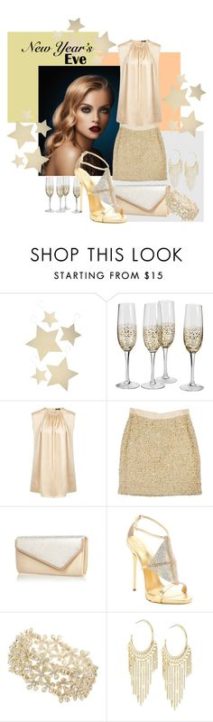 """Untitled #30"" by pertiwiluthfia ❤ liked on Polyvore featuring Bethany Lowe, Joseph, Kate Spade, River Island, Giuseppe Zanotti, Miss Selfridge and Lydell NYC"