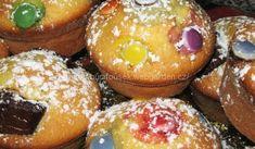 Zdenčiny muffinky | recept Doughnut, Treats, Breakfast, Sweet, Food, Sweet Like Candy, Morning Coffee, Meal, Essen