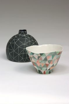 earthen color scheme with geometric pattern 2013, tania rollond