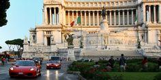 Ferrari Tours of Italy drive a Ferrari sport car visit Rome Florence Milan Tuscany Como Lake