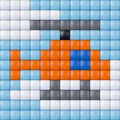 Pixel Design, Graph Design, Cross Stitch Designs, Cross Stitch Patterns, Quilt Patterns, Pixel Crochet, Crochet Cross, Cross Stitch For Kids, Cross Stitch Baby