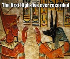 Ancient history retold