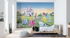 Princess - Castle - Children Wallpaper