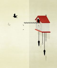 From Real Simple magazine  Illustration: Alessandro Gottardo aka Shout