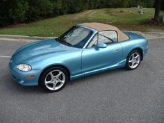 2002 Mazda Miata - Miss this car.... it was a fun drive!