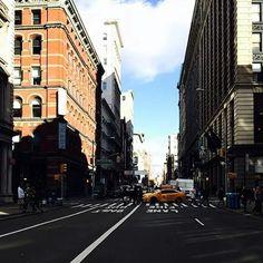 Broadway in SOHO