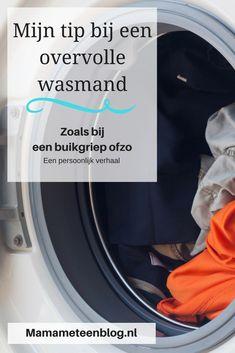 Buikgriep wasmand mamameteenblog.nl Lifehacks, Tricks, Stress, Zero Waste, Cleaning, Mom, Lifestyle, Life Cheats, Anxiety