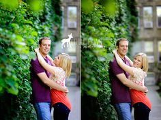 In Love | Short North Engagement | Gallipolis + Columbus, Ohio Photographer » Little Fawn Photography