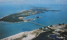 Key Biscayne. I went kayaking here when I lived in S.FL. An insanely beautiful place.