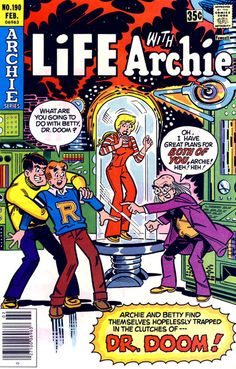 """Life with Archie """"Dr. Doom!""""    (11)"""