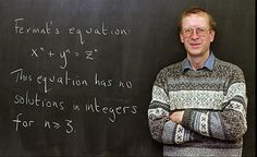 Matemático que solucionou problema de 357 anos recebe o prêmio Abel Andrew Wiles, 62, resolveu o último teorema de Fermat, enigma da álgebra. Conjectura elaborada em 1637 só foi provada em 1994 pelo gênio inglês