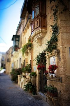 Rabat on Malta is like a journey a few hundred years into the past.