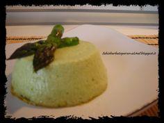 Flan di Asparagi ~ Fabio Barbato Personal Chef