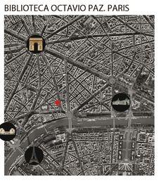↦ Biblioteca Cervantes, #París De 1883 a la #arquitectura contemporánea #proyectos #rehabilitación