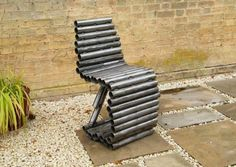 The Art Of Up-Cycling: Diy Outdoor Furniture- Ideas To Make Outdoor Furniture From Junk,,,,,Wow