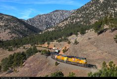 RailPictures.Net Photo: UP8561 Union Pacific EMD SD70ACe at Plainview, Colorado by Jason Cary