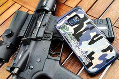 Nakombinujte svojí AR15 s pouzdrem na mobil. Vše přece musí ladit :-) Ar15, Mobiles, Hand Guns, Pistols, Mobile Phones, Handgun