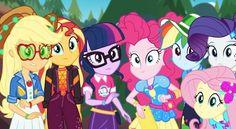 I Love You Girl, Dog Love, Cartoon Shows, A Cartoon, My Little Pony Applejack, Hasbro Studios, Equestrian Girls, Girls Together, Girls Series