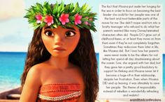 Moana: teaching healthy parenting and responsibility