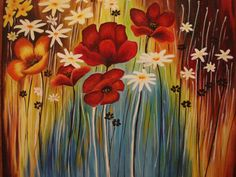 floral art pinterest | Pin by Chelin Manterola on Naturaliza y flores | Pinterest