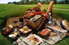 French Picnic #CheatOnGreek #Contest
