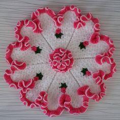 437 Likes, 30 Comments - Crochet Purses, Crochet Doilies, Crochet Flowers, Doily Patterns, Knitting Patterns, Crochet Patterns, Crochet Shorts, Knit Crochet, Woolen Craft