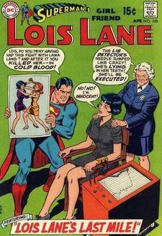 Items similar to Superman's Girlfriend Lois Lane; Vol Bronze Age Romance Comic. FN April DC Comics on Etsy Dc Comic Books, Vintage Comic Books, Vintage Comics, Comic Book Covers, Superman Comic, Batman, Superman Logo, Lois Lane, Dc Comics