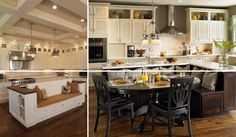 These days, a kitchen island with seating has become the necessary feature for one kitchen. Beside the function components, a beautiful kitchen island with seating can give your kitchen a look of special and elegance. It makes the kitchen a more social place where the family or friends can gather around and communicate with each […]