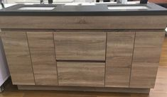 1500mm Ashley Vanity with 40mm Stone Top(Grey or White) $1250