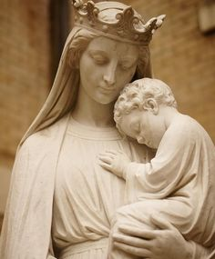 Mama Mary and cute baby Jesus                                                                                                                                                                                 More