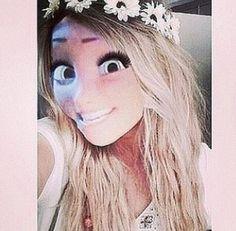 I got contacts!😂💖