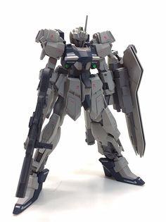 Custom Build: HG 1/144 Delta Gundam Stein - Gundam Kits Collection News and Reviews